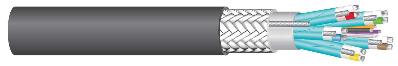 GF100-26HDMI Aerospace Grade HDMI Cable