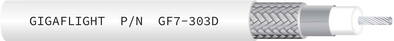 GF7-303D 75 Ohm Coax HD Video Cable