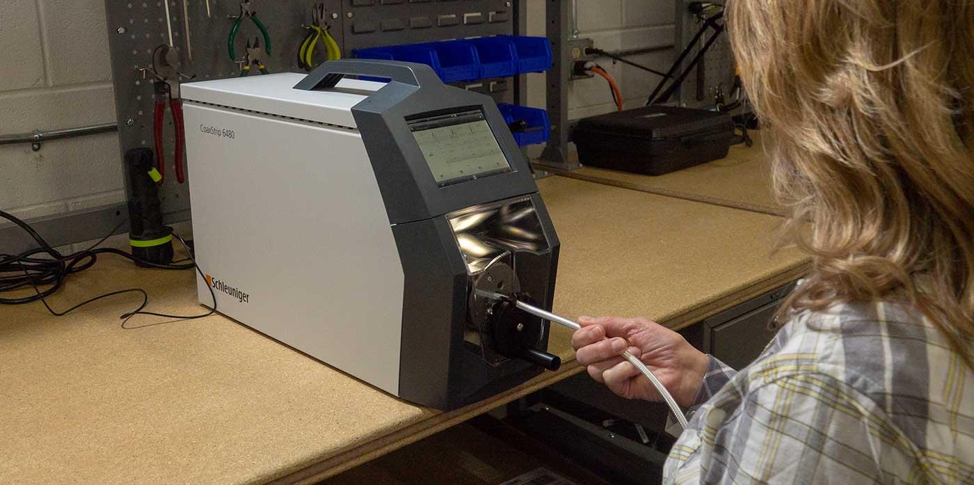 avionics wiring services
