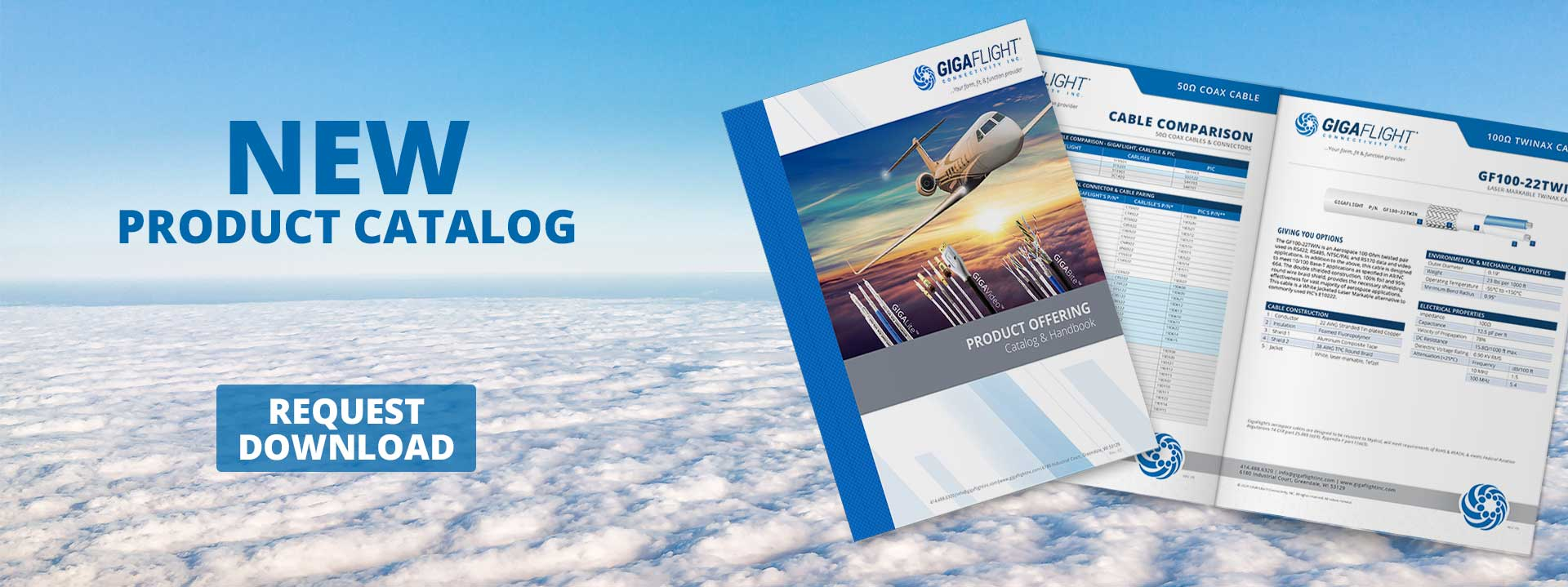 Aviation wiring product catalog